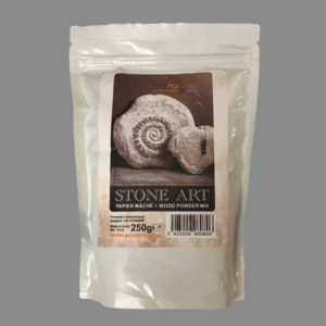 Stone Art air dried clay for creating texture in your artwork - 250g