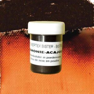 0284-Bister-Powder-Mahogany-40ml-with-Colour-Swatch-Powertex-Australia