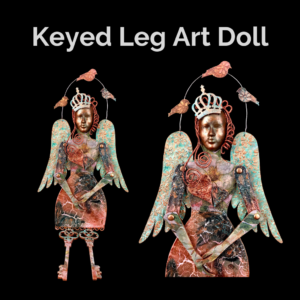 K-014-Keyed-Leg-Art-Doll-kit-Powertex-Australia-2
