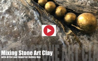 How to Mix Stone Art Clay