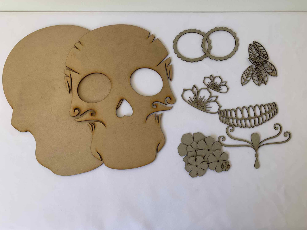 Sugar Skull Kit