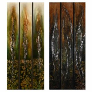W-006-Mixed-Media-Triptych-Art-Workshop-Powertex-Australia