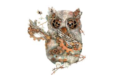 Dabby the Dabbing Owl