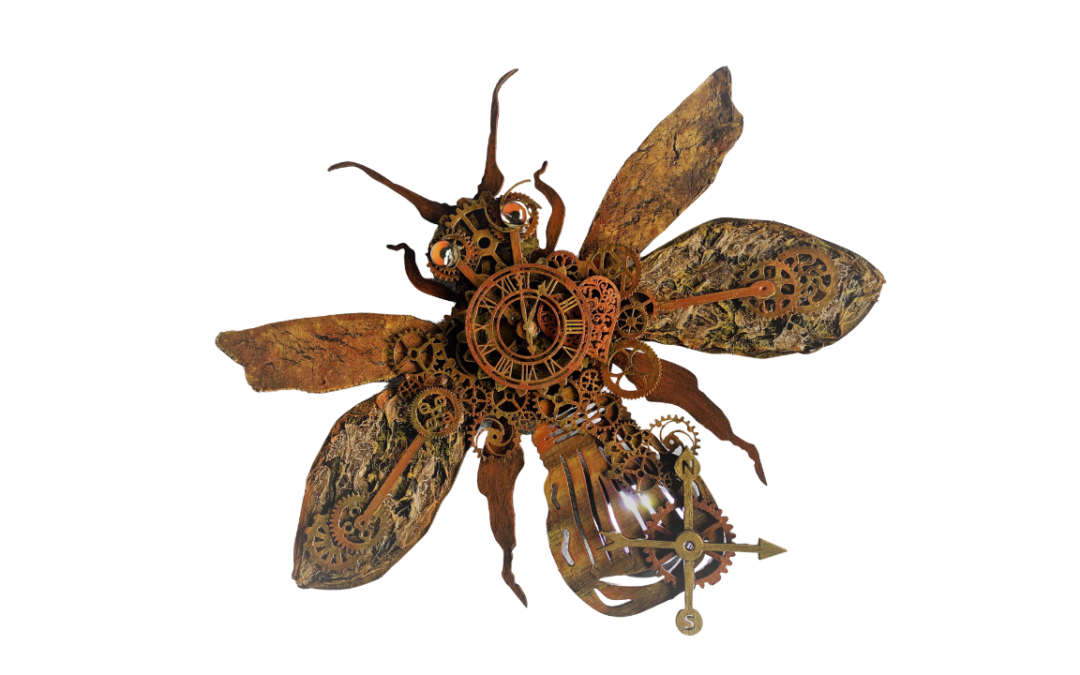 2020 May – Steampunk Firefly