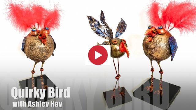 How to make a Quirky Bird
