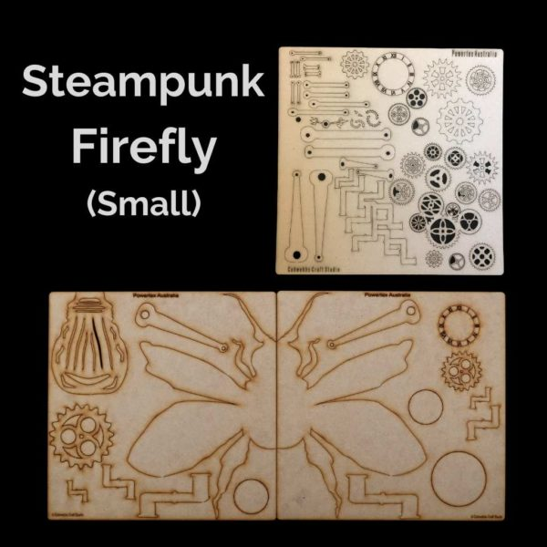 Small Steampunk Firefly