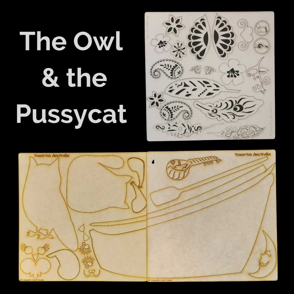 K-006-Owl-and-the-Pussycat-MDF-Kit-Powertex-Australia-LR