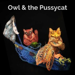 Owl-and-the-Pussycat-By-Charmaine-Webb-WA-Powertex-Australia-LR