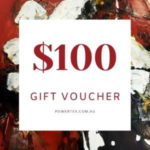 Powertex Australia $100 Gift Voucher