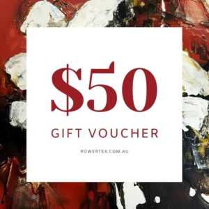 Powertex Australia $50 Gift Voucher