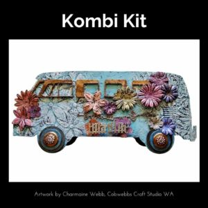 Make a Kombi using this fabulous kit form Powertex Australia