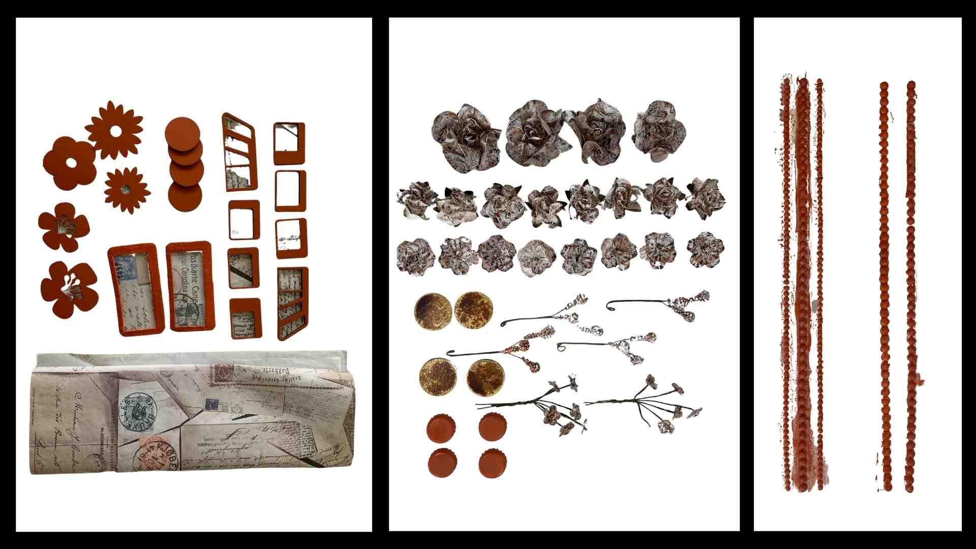 Step 7 Kombi Memory Box by Erika Venter - Powertex Australia Design Team