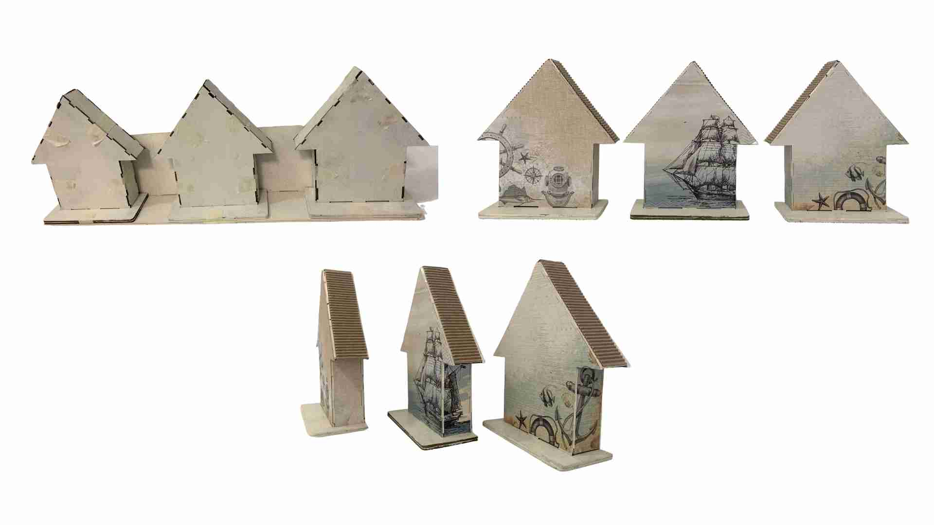Beach Houses by Erika Venter QLD. Available from Powertex Australia- Step 4